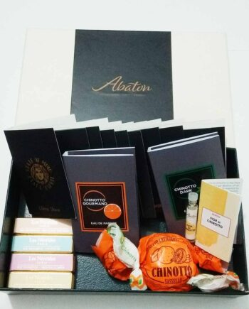 Sample Box Abaton